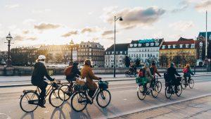 Find den bedste cykeludlejning i København til prisen på nettet